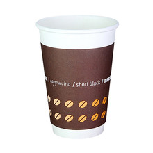 Europe USA market Single double ripple wall paper cups