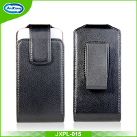 OEM ODM Belt Leather Pouches for iPhone 6