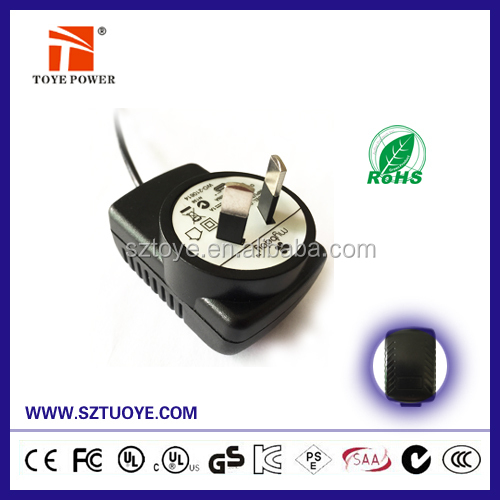 DC 3V 0.3A 300mA Switching Power Supply adapter AC 100V-240V