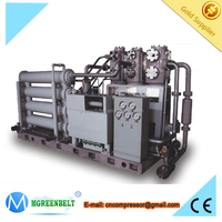 120HP 3600PSI CNG Compressor Natural Gas Compressor For Vehicles CNG Compressor Station