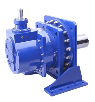 planetary gearbox with motor simple operation