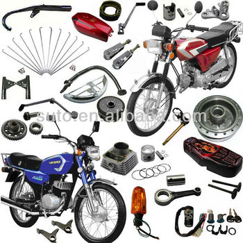 O.E.M Motorcycle spare parts,Various model with high quality ,Factory price