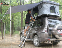 4X4 Newest Design Fiberglass hard shell roof top tent for sale