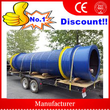 20years Experienced Mining Equipment Suppliers Mini Gold Trommel , Mini Gold Trommel for Sale