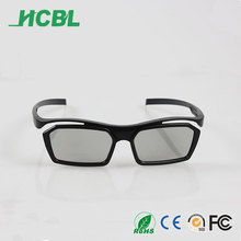 G06/Universal IMAX 3D Plastic glasses/Oculos/Red Blue Cyan 3D glass Anaglyph 3D vision/cinema Wholesale