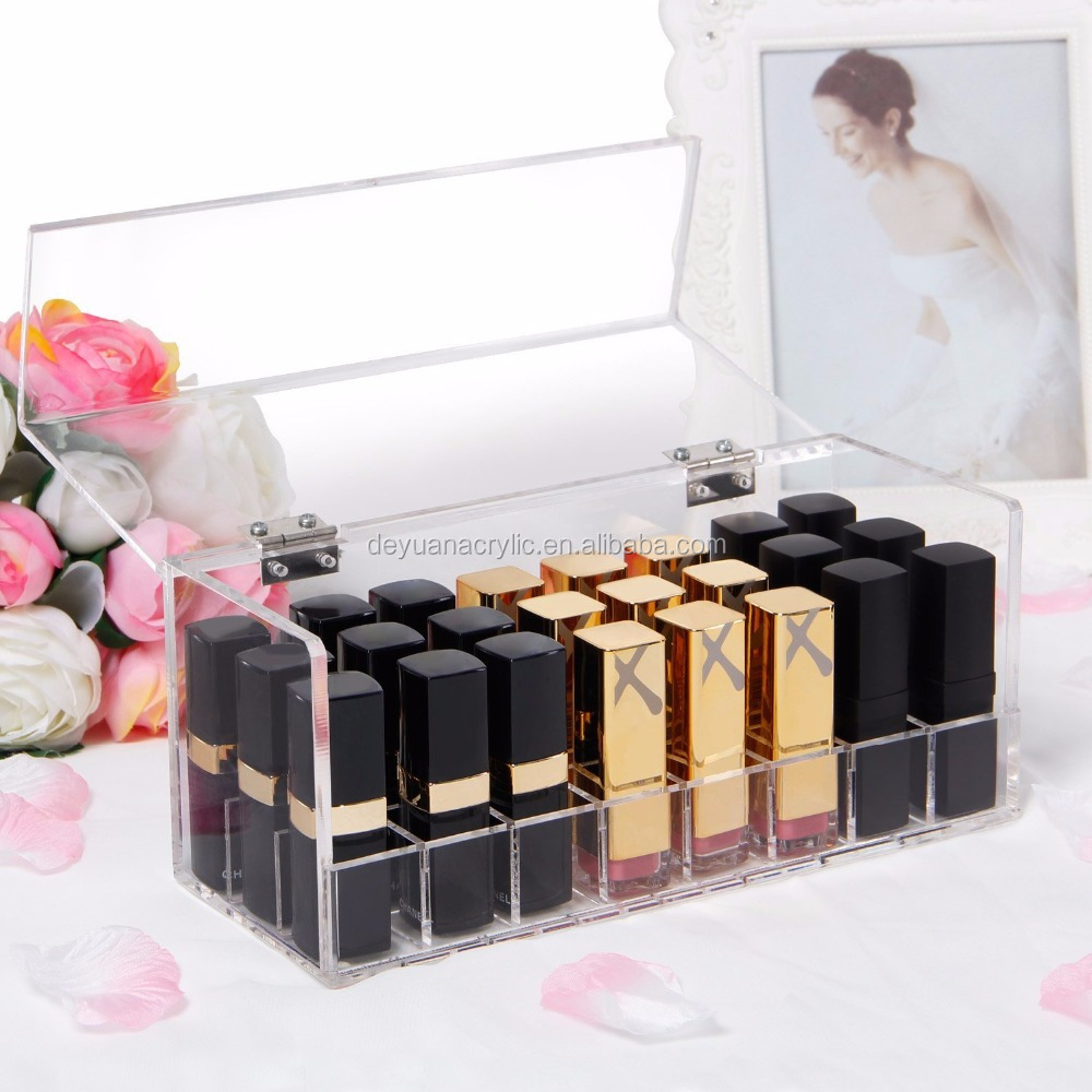 Hot Selling Lipstick Organizer For Home Makeup