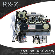 New design low price water cooled engine rotax for Nissan QD32T