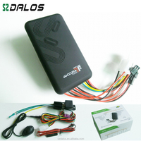 Hot selling with built-in relay gps tracker GSM SMS Vehicle Car GPS Tracker manual gps tracker venezuela market