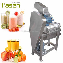 Best quality fresh pear juice squeezing machine / fresh squeezed orange juice machine / vegetable juice machine