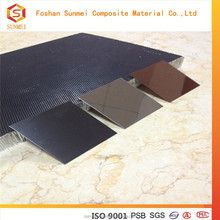 2017 New aluminium honey comb panel company