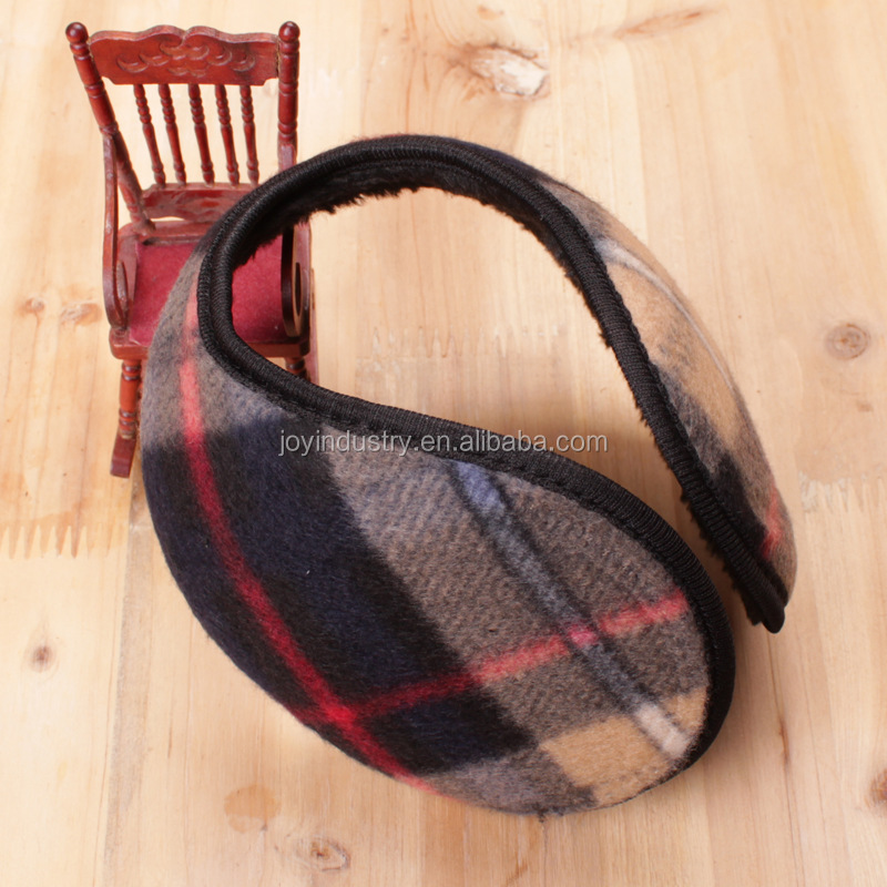 EZ01, custom Cheap promotional warm winter earmuff