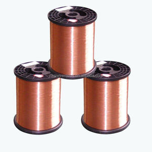 Red Copper Wire Electric Wire /Brass Wire with Cylinder
