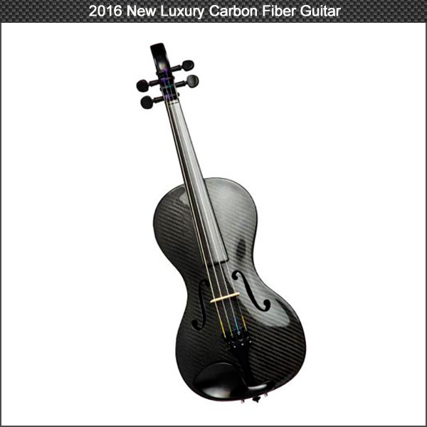 2016 OEM lightweight real carbon fiber guitar for musical instrument