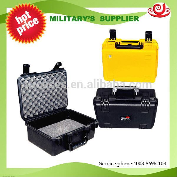 Tricases M2400 computer case PP plastic waterproof portable tool box transparent protective computer case