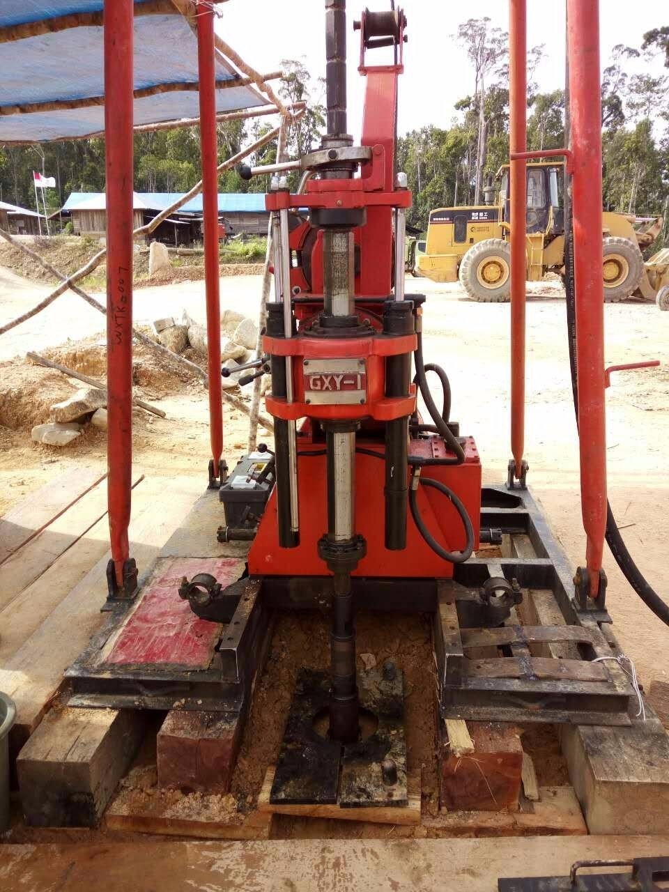 MDL-150H drilling bit machine EB29009