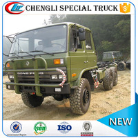 Chinese Dongfeng 6x6 All-Wheel-Drive Off Road Desert Military Lorry Cargo Truck for Sale