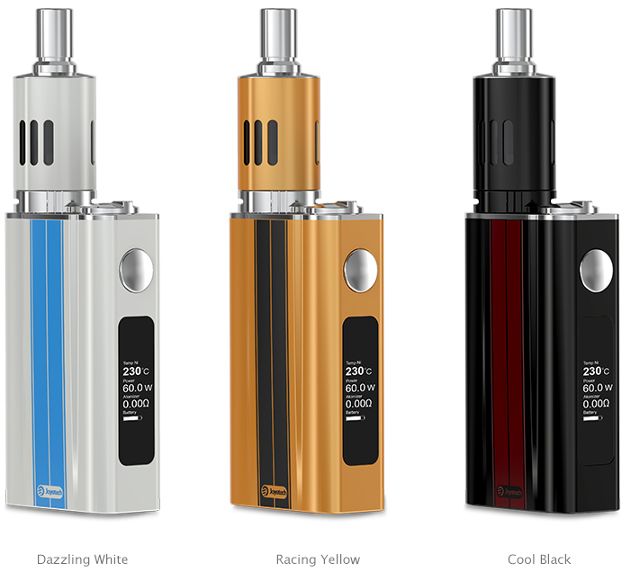 Original Joyetech Evic-VT Kit/Evic VT With 5000mah Input Battery Sensitive Temperature Control Mod Suit Lemo 2/Delta 2