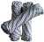 32 strands 20mm Square Braided PP Rope Nylon Polyester PP packing Rope