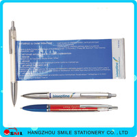 School Stationery Products promotional banner ball pen
