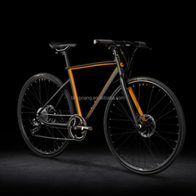 GPS Intelligent Road Bicycle with B Key Sensor and Lighting System