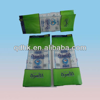 Plastic spice packaging bags