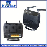 4 port Ethenet wifi 300Mbps gsm modem with external antenna