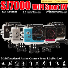 50FPS Sports Action Camera for Bike and Helmet