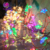 3M 20 Led Star Copper Wire String Led Fairy Lights Christmas Wedding Decoration Battery Operate Copper Wire Led String Light