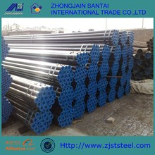 China Suppliers JIS AISI ASTM EN GB EN oil and gas A53/A106 GR.B Carbon Steel Pipe seamless steel pipe