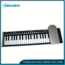 88 keys roll up electronic piano h0t6p 49 keys folding silicone piano for sale