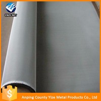 alibaba trade assurance 200/300/400/500 mesh stainless steel fine mesh screen