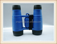 kids cheap telescope toy, plastic toy mini binoculars