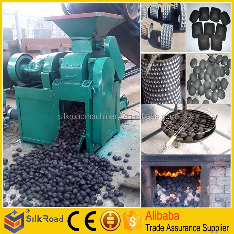 Hot Sale carbon black briquette machine
