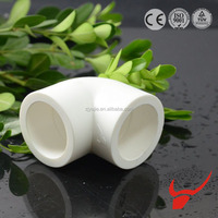 Factory Supply water and gas supply pipe fittings ppr 90 elbow