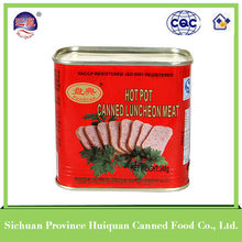 china wholesale canned food halal meat