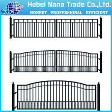 New Design Cast Iron/ Aluminium/ Stainless Steel Gate Models