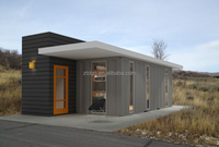 Shipping container Kick up your feet in this small house, so cool prefabricated house good design