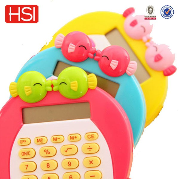 stationery battery charged electronic function tables calculator