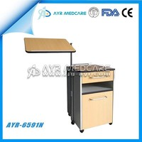AYR 6591N Medical Hospital Furniture Table