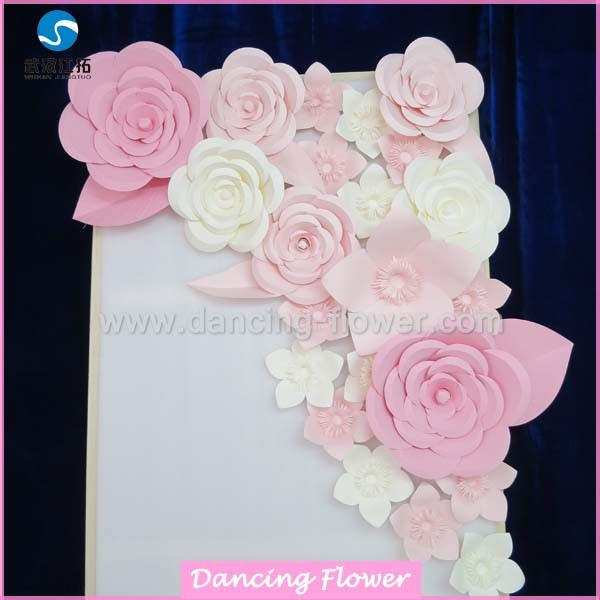 Pink and blue roman theme artificial paper flowers wedding or stage pink and blue roman theme artificial paper flowers wedding or stage decoration buy artificial flowers weddinggiant paper flowerspaper flowers wedding mightylinksfo