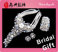 jewelry set latest artificial vintage simple bulk wedding heavy party wholesale china fashion arabic bridal jewelry set