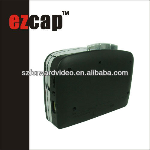 EzCAP USB tape recorder