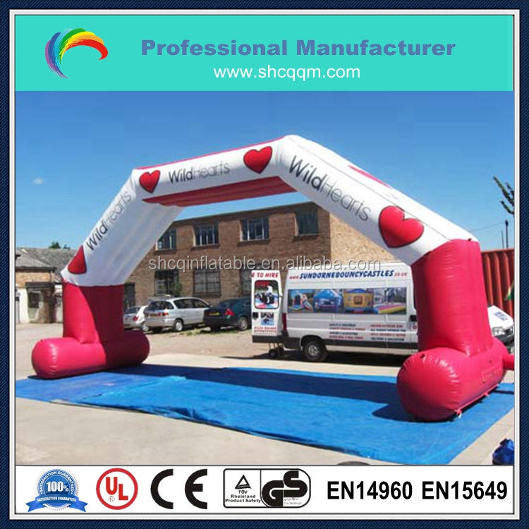 inflatable arch for advertising/inflatable arch for race/inflatable arch for sale