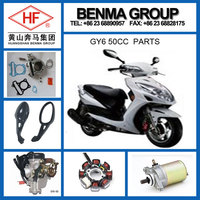 50CC Scooter GY6 Cub Motorcycle New Design Spare Parts High Quality OEM