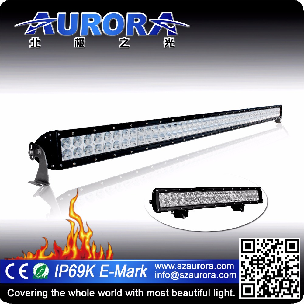 Aurora 50 inch 300w high power lightbar led