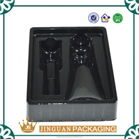 custom plastic cosmetic blister packaging, cosmetic blister tray