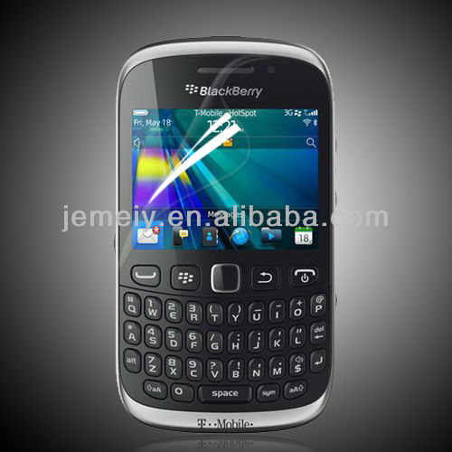 For Blackberry Curve 9315 high clear PET screen protection