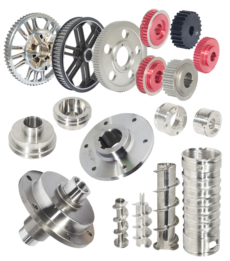 High quality custom  machine driving gears wheel