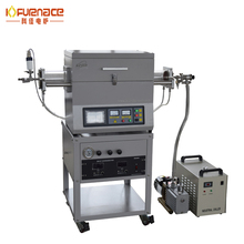 heat treatment tube furnace / CVD materials science lab equipment