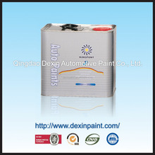 High quality hardener for auto paints